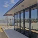 off-shutter concrete